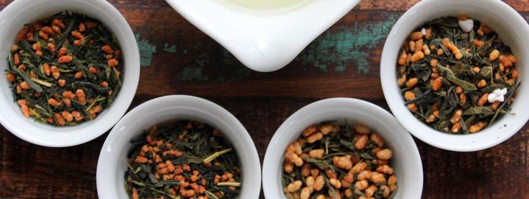 Пять причин купить чай Генмайча.