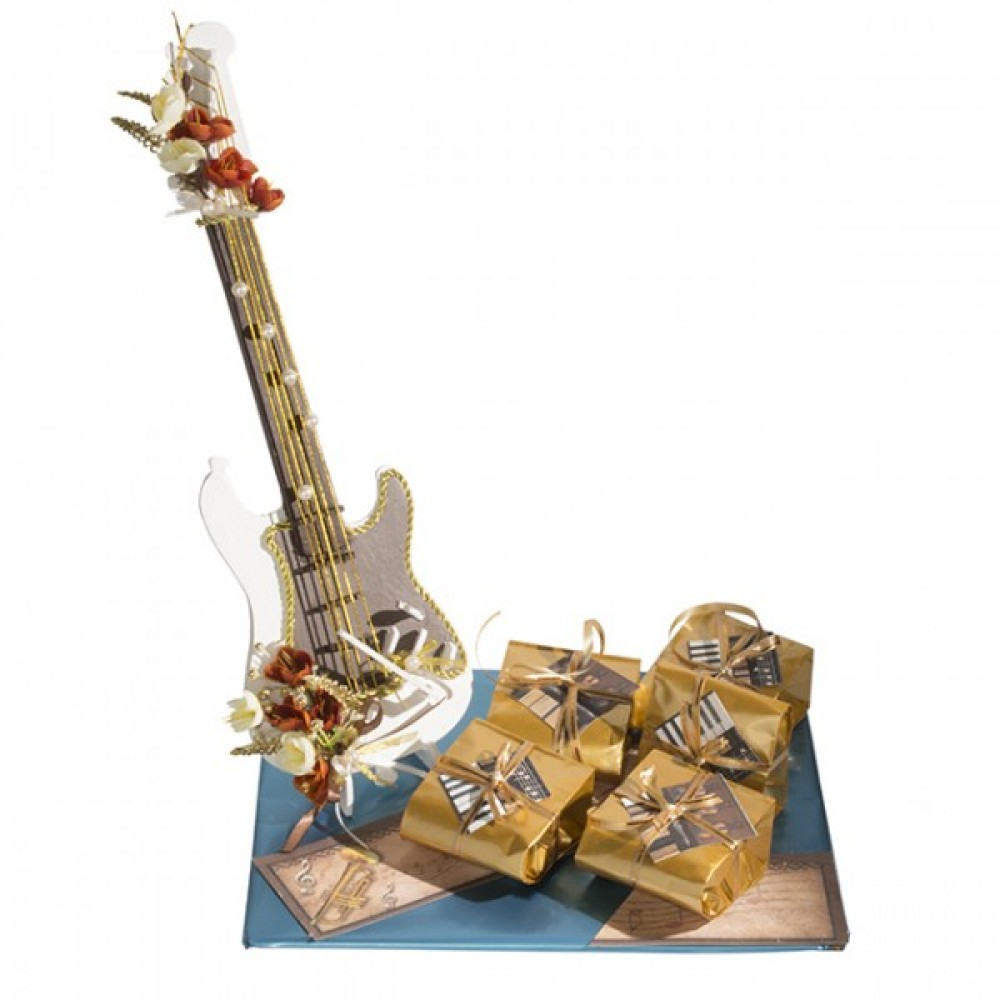 """Подарочный набор """"Гитара"""""""
